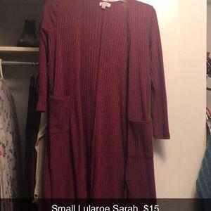 Small Sarah cardigan